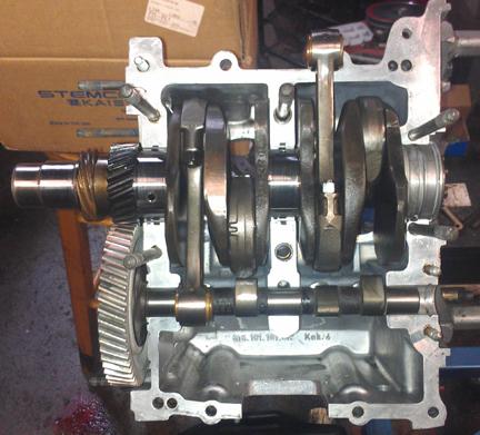 Porsche 356 Sc Type 616 16 Engine For Sale